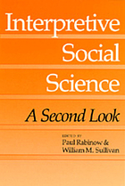 Interpretive social science : a second look