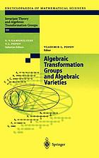 Invariant theory and algebraic transformation groups. Algebraic transformation groups and algebraic varieties : proceedings of the conference Interesting algebraic varieties arising in algebraic transformation group theory, held at the Erwin Schrödinger Institute, Vienna, October 22-26, 2001