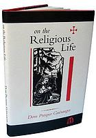 On the religious life
