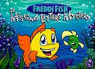 Freddi Fish. The missing letters mystery