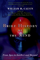 A brief history of the mind : from apes to intellect and beyond