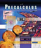 Precalculus : modeling our world