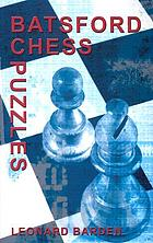 The Batsford chess puzzle book