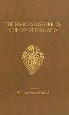 The famous historie of Chinon of England