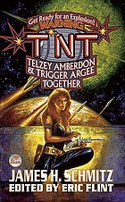 T'nT Telzey & Trigger : the complete Federation of the Hub