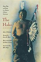 The hako : song, pipe, and unity in a Pawnee Calumet ceremony