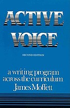 Active voice : a writing program across the curriculum