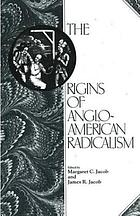 The Origins of Anglo-American radicalism