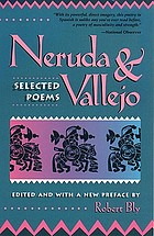 Neruda and Vallejo : selected poems