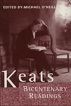 Keats : bicentenary readings