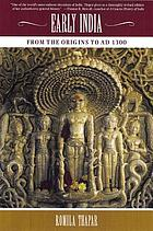 Early India : from the origins to AD 1300
