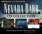 Nevada Barr collection three books in one :Blood lure, Hunting season, Flashback
