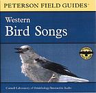 Western bird songs