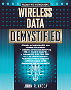 Wireless data demystified
