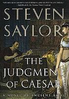 The judgment of Caesar : a novel of Ancient Rome