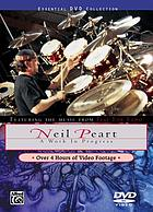 Neil Peart, a work in progress featuring the music from Test for echo