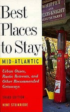 Best places to stay in the Mid-Atlantic states