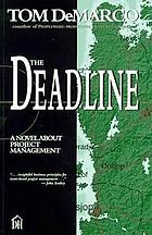 The deadline : a novel about project management