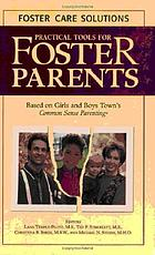Practical tools for foster parents