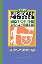The Pushcart prize : best of the small presses