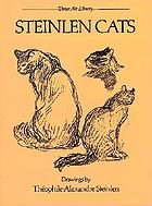 Steinlen cats : drawings