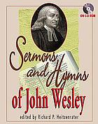 Sermons and hymns of John Wesley