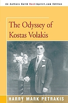The odyssey of Kostas Volakis