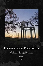 Under the pergola : poems