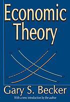 Economic theory