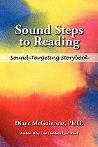 Sound steps to reading : sound-targeting storybook