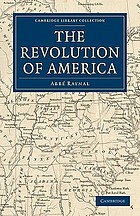 The revolution of America