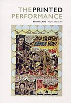 The printed performance : Brian Lane : works, 1966-99