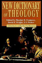 New dictionary of theology