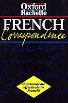 French correspondence