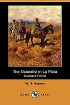 The naturalist in La Plata