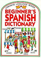 Beginner's Spanish dictionary