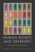 Human rights and diversity : area studies revisited