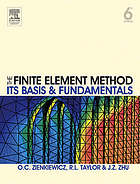 The finite element method : its basis and fundamentals