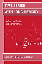 Time series with long memory