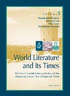 Spanish and Portuguese literatures and their times : the Iberian peninsula