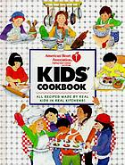 American Heart Association kids' cookbook