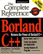 Borland C++ : the complete reference