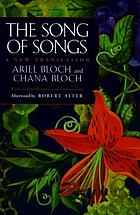 The Song of Songs : a new translation with an introduction and commentary