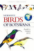 Newman's birds of Botswana