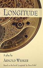 Longitude : a play