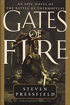 Gates of fire : an epic novel of the Battle of Thermopylae