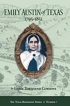 Emily Austin of Texas, 1795-1851