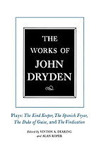 The works of John Dryden