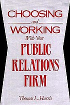 Choosing and working with your public relations firm