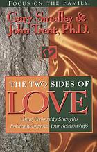 The two sides of love : what strengthens affection, closeness, and lasting commitment?
